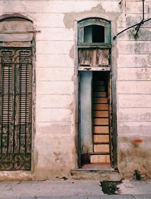 Havana's doorways